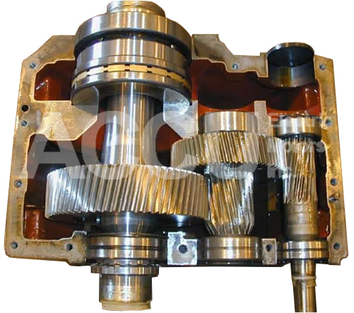 gearbox repair accu electric motors